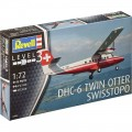 DHC-6 Twin Otter Swisstop 1:72 / Revell 03954