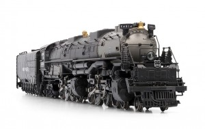 Lokomotywa Union Pacific, Class 4000 Big Boy, 4014 Special Edition, Ep. III / Rivarossi HR2753