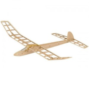 CONQUEST - 760mm glider, laser cut parts