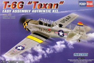 "T-6G ""Texan"" 1:72 / Hobby Boss 80233"