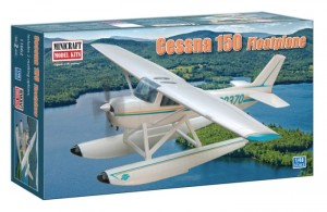 Cessna 150 Float 1:48 / Minicraft 11662