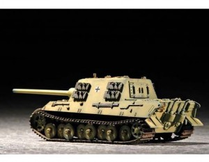 German Sd.Kfz. 186 JagdTiger (Porsche production) 1:72 / Trumpeter 07273