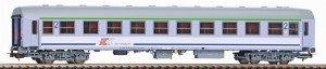Wagon osobowy 111A PKP IC VI 1/87 HO / Piko 97604