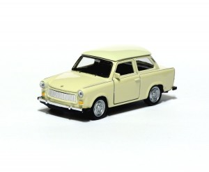 Trabant, beżowy