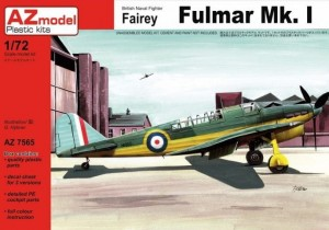 Fairey Fulmar Mk. I 1:72 / AZ Model 7565