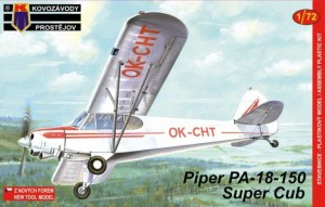 Piper PA-18-150 Super Cub 1:72 / KPM 0062