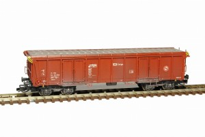 Wagon Tams 52 plandeka CD/CDC TT 1:120 / SDV 12052