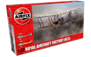 RAF BE2c Scout 1:72 / Airfix 02104