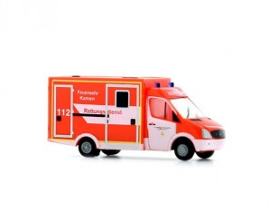 WAS ambulans RTW FW Kamen 1:160 N / Rietze 16185