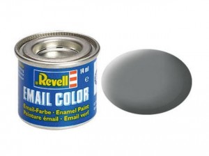 47 matt mouse grey RAL 7005 farba Revell email color 14ml