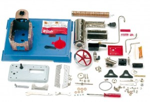 D9 - steam engine - self build kit